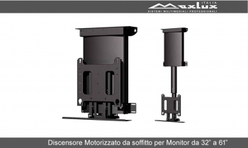 32cm2 c40u accessori per monitor e tv staffe da pavimento - Porta tv motorizzato ...